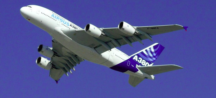 Airbus A380 | by Imre Solt, via Wikimedia Commons